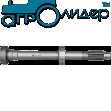 Вал главного сцепления Т-150К (усиленный)