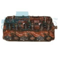 Головка блока цилиндров ЯМЗ-240/общая (рем)
