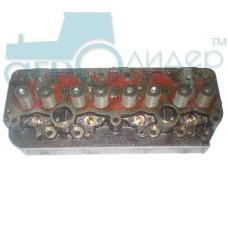 Головка блока цилиндров ММЗ Д-245 (рем)