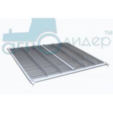 Ремонт верхнего решета Deutz-Fahr 4120 HSTV Topliner (Дойц Фар 4120 ХСТВ Топлайнер)