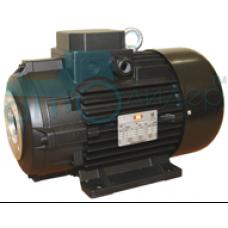 Электродвигатель трёхфазный 1,1 кВт 3000 об/мин (рем)