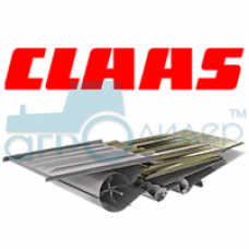 Ремонт нижнего решета Claas Tucano 440 (Клаас Тукано 440)