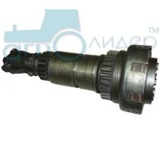 Редуктор пускового двигателя трактора ЮМЗ (рем)