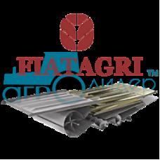Ремонт верхнего решета Fiatagri 3850 (Фиатагри 3850)