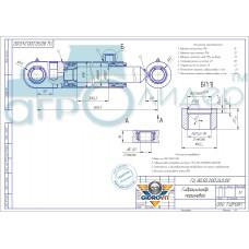 Гидроцилиндр ГЦ 80.50.200.240.00