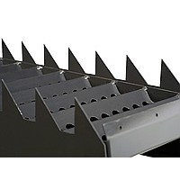 Клавиша соломотряса New Holland 8050 (Нью Холланд 8050), ремонт