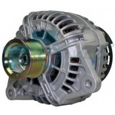 Генератор IVECO 24v90А (рем)