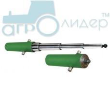 Гидроцилиндр подъёма платформы тракторного прицепа 1НТС-10 (с цапфами)