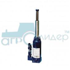 Домкрат 15т гидравлический двухплунжерный (рем)