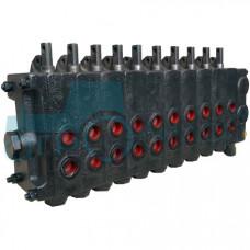 Ремон гидрораспределителя РХ-346 10 секций