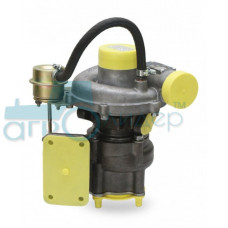 Турбокомпрессор ТКР- 6.1 (05) (с клапаном)