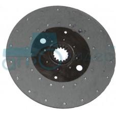 Диск сцепления А-01 (рем)