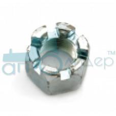 Гайка М 18*1,5 коронч. пальца рулевого МТЗ