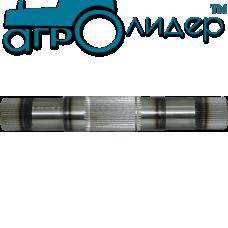 Вал поворотный механизма задней навески МТЗ-80