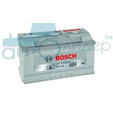 Аккумулятор 100Ah-12v BOSCH (S5013) (353x175x190),R,EN830