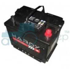 Аккумулятор 60Ah-12v HARDY STANDARD (242x175x190),L,EN480