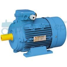 Электродвигатель трёхфазный 2,2 кВт 1000 об/мин (рем)