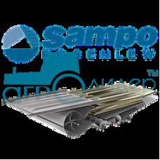 Верхнее решето Sampo-Rosenlew SR 2065 HT 130/155 (Сампо Розенлев СР 2065 ХТ 130/155) 1312*10