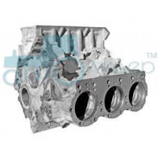 Блок цилиндров двигателя ЯМЗ-236 (рем)