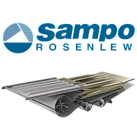 Верхнее решето Sampo-Rosenlew SR 2075 TS Optima (Сампо Розенлев СР 2075 ТС Оптима) на комбай